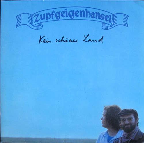 Cover Zupfgeigenhansel - Kein Schöner Land (LP, Album, Gat) Schallplatten Ankauf