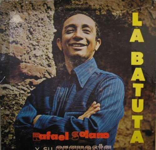 Cover Rafael Solano Y Su Orquesta - La Batuta (LP, Album) Schallplatten Ankauf
