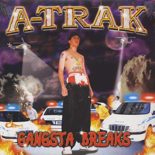 Bild A-Trak - Gangsta Breaks (12) Schallplatten Ankauf