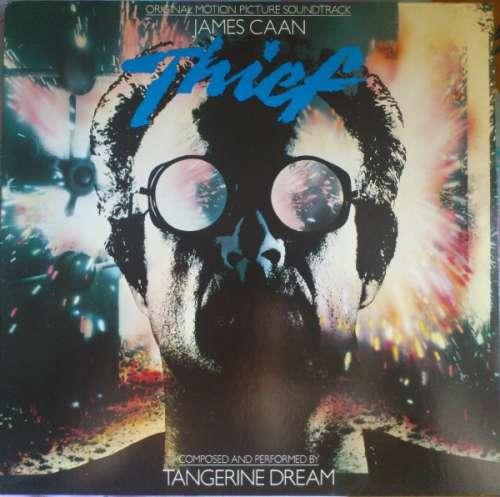Cover Tangerine Dream - Thief (LP, Album, M/Print) Schallplatten Ankauf