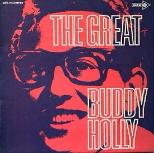Bild Buddy Holly - The Great Buddy Holly (LP, Album, RE) Schallplatten Ankauf