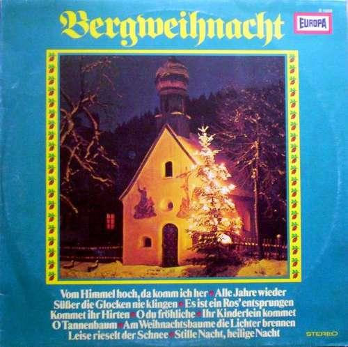 Bild Ruhpoldinger Kinderchor , Leitung Erich Stadler, Bläservereinigung Musica Antiqua, Sven Nicolai - Bergweihnacht (LP, Album) Schallplatten Ankauf