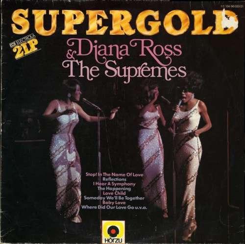 Bild Diana Ross & The Supremes - Supergold (2xLP, Comp) Schallplatten Ankauf