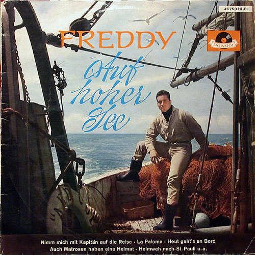 Bild Freddy* - Auf Hoher See (LP, Album, Mono) Schallplatten Ankauf