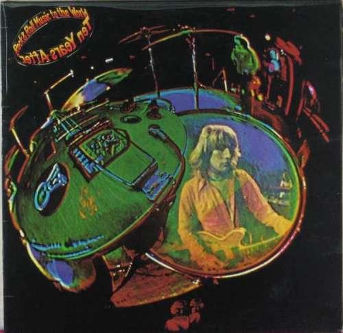 Cover zu Ten Years After - Rock & Roll Music To The World (LP, Album) Schallplatten Ankauf