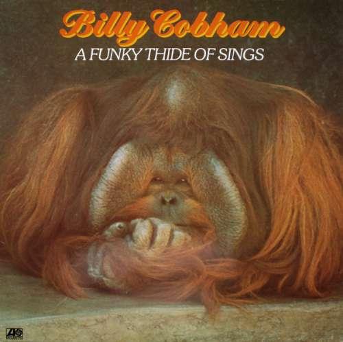 Cover Billy Cobham - A Funky Thide Of Sings (LP, Album) Schallplatten Ankauf