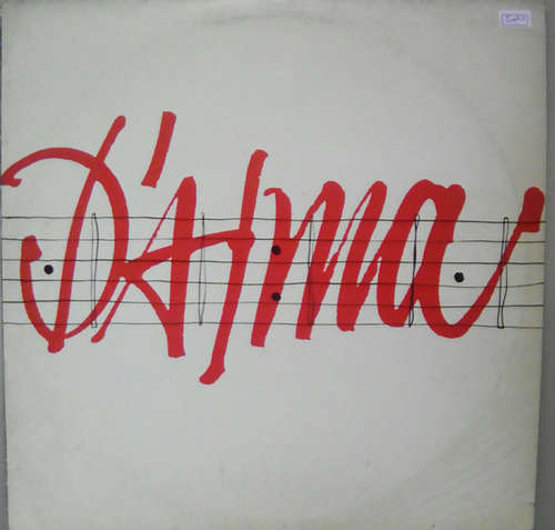 Cover D'Alma - D'Alma (LP, Album) Schallplatten Ankauf