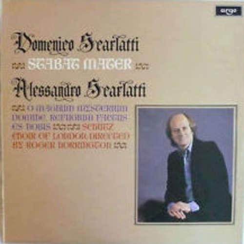 Bild Domenico Scarlatti / Alessandro Scarlatti - Schütz Choir Of London*, Roger Norrington - Stabat Mater / O Magnum Mysterium / Domine, Refugium Factus Es Nobis (LP) Schallplatten Ankauf