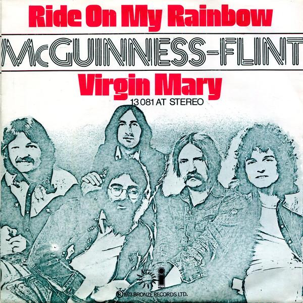 Bild McGuinness-Flint* - Ride On My Rainbow (7, Single) Schallplatten Ankauf