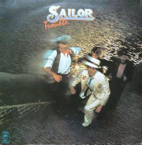 Bild Sailor - Trouble (LP, Album, Ora) Schallplatten Ankauf