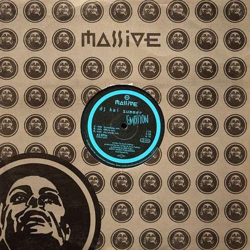 Bild DJ Kai Summer - Emotion (12) Schallplatten Ankauf