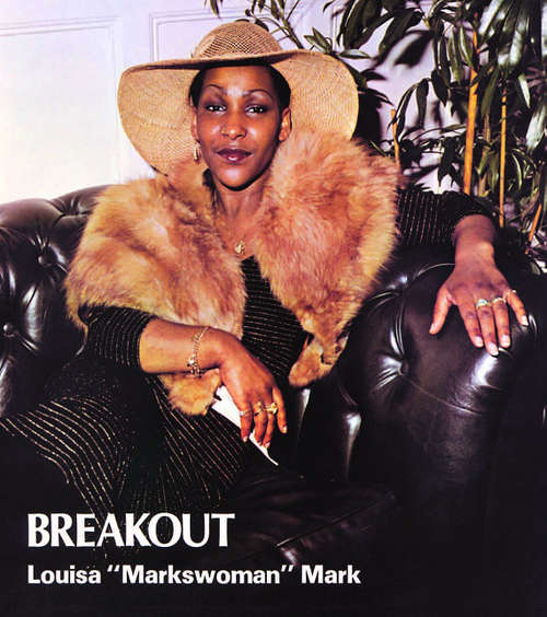 Cover Louisa Markswoman Mark* - Breakout (2xLP, Album, RE) Schallplatten Ankauf