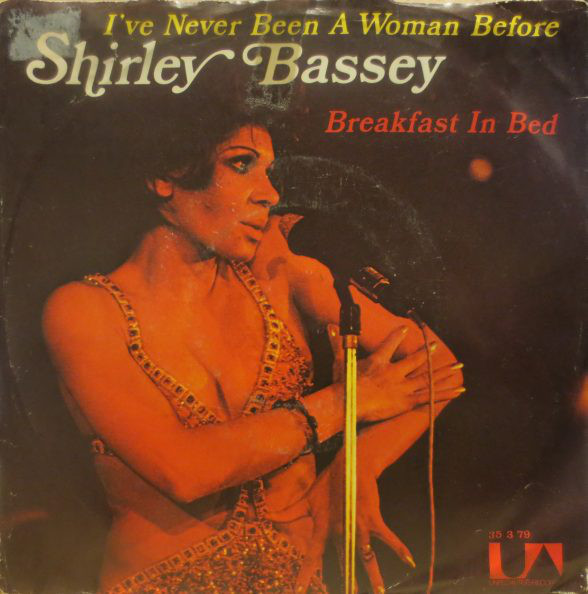 Bild Shirley Bassey - I've Never Been A Woman Before (7, Single) Schallplatten Ankauf