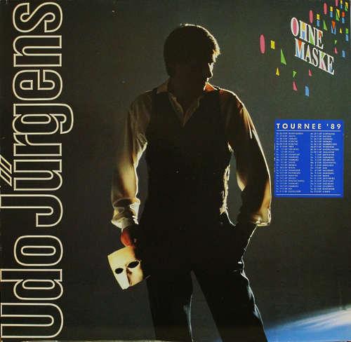 Cover Udo Jürgens - Ohne Maske (LP, Album) Schallplatten Ankauf