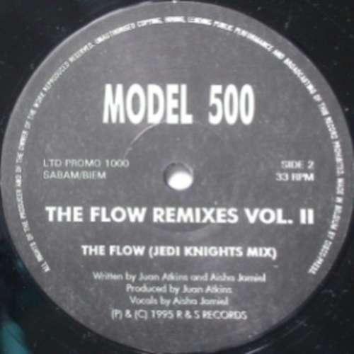 Bild Model 500 - The Flow Remixes Vol. II (12, Promo) Schallplatten Ankauf