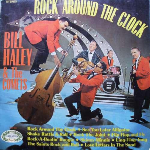 Cover zu Bill Haley & The Comets* - Rock Around The Clock (LP, Comp) Schallplatten Ankauf