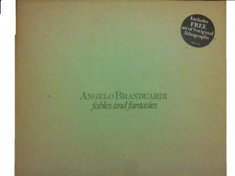 Cover zu Angelo Branduardi - Fables And Fantasies (LP, Album) Schallplatten Ankauf
