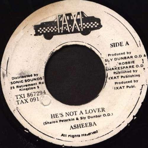 Bild Asheeba - He's Not A Lover (7) Schallplatten Ankauf