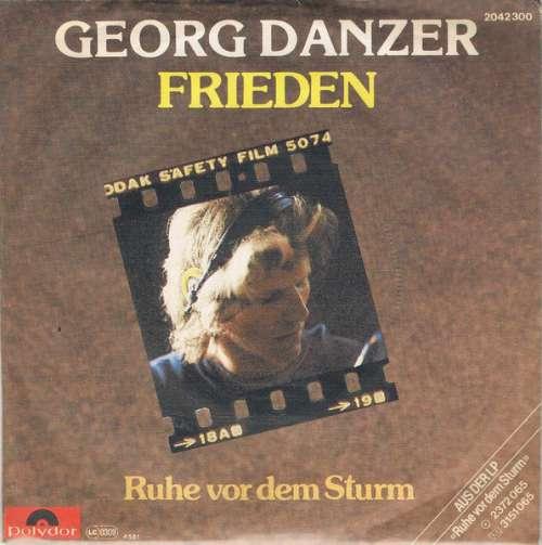 Bild Georg Danzer - Frieden (7, Single) Schallplatten Ankauf