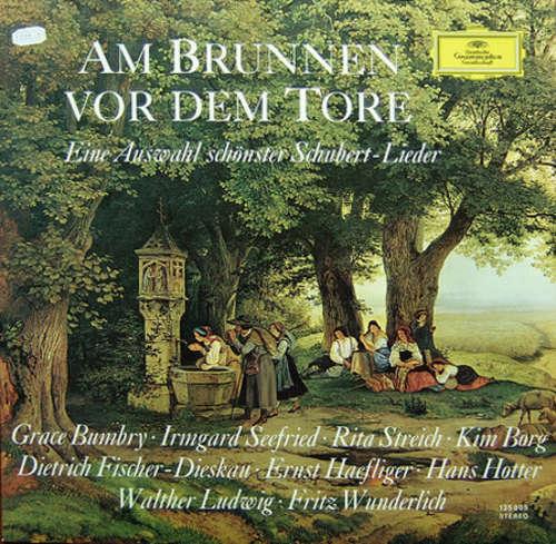 Bild Schubert* - Am Brunnen Vor Dem Tore (Eine Auswahl Schönster Schubert-Lieder) (LP) Schallplatten Ankauf