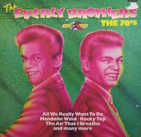 Bild The Everly Brothers* - The 70's (LP, Comp) Schallplatten Ankauf