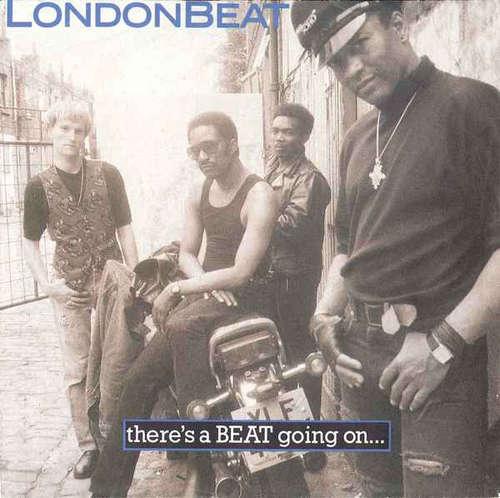 Cover Londonbeat - There's A Beat Going On... (7, Single) Schallplatten Ankauf