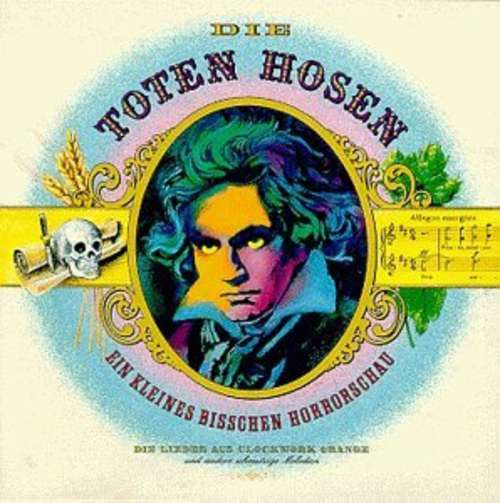 Cover Die Toten Hosen - Ein Kleines Bisschen Horrorschau (LP, Album) Schallplatten Ankauf