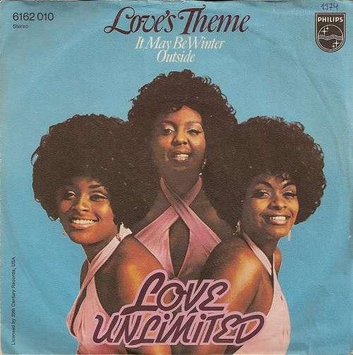 Bild Love Unlimited - Love's Theme (7, Single) Schallplatten Ankauf