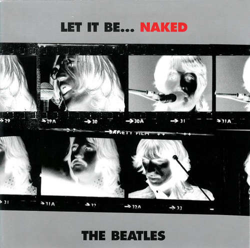 Cover The Beatles - Let It Be... Naked (CD, Album, Copy Prot. + CD, Copy Prot., Mixed) Schallplatten Ankauf