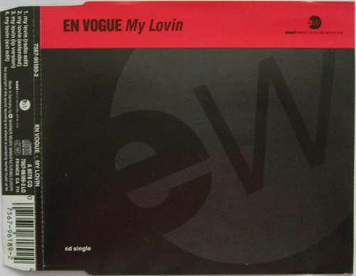 Cover zu En Vogue - My Lovin (CD, Single) Schallplatten Ankauf