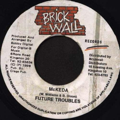 Bild Future Troubles - McKeda (7) Schallplatten Ankauf