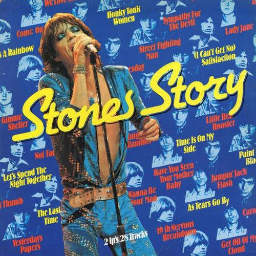 Cover The Rolling Stones - Stones Story (2xLP, Comp) Schallplatten Ankauf
