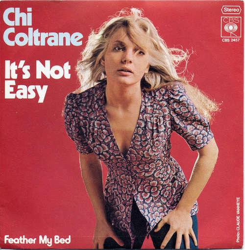 Bild Chi Coltrane - It's Not Easy  (7, Single) Schallplatten Ankauf