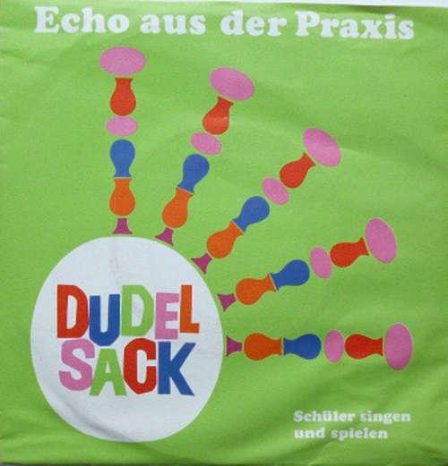 Cover Unknown Artist - Echo Aus Der Praxis - Dudelsack - Schüler Singen Und Spielen (7) Schallplatten Ankauf