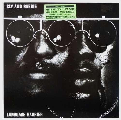 Cover Sly & Robbie - Language Barrier (LP, Album) Schallplatten Ankauf
