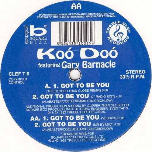 Bild Koo' Doo'* Featuring Gary Barnacle - Got To Be You (12) Schallplatten Ankauf