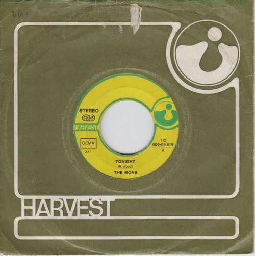 Bild The Move - Tonight (7, Single) Schallplatten Ankauf
