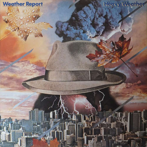 Cover Weather Report - Heavy Weather (LP, Album, RE) Schallplatten Ankauf