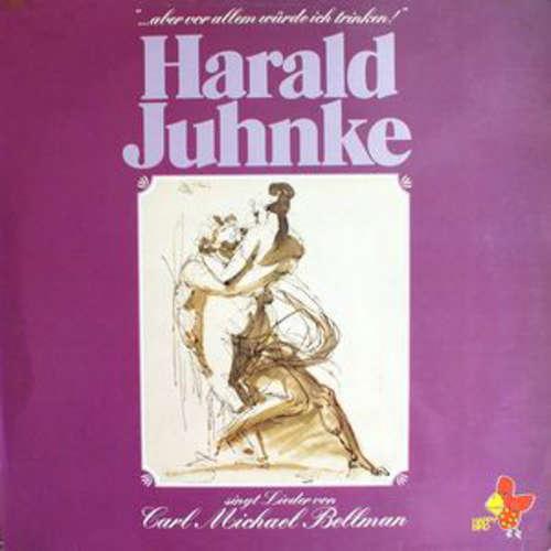 Bild Harald Juhnke Singt Lieder Von Carl Michael Bellman - ...Aber Vor Allem Würde Ich Trinken! (LP, Album) Schallplatten Ankauf