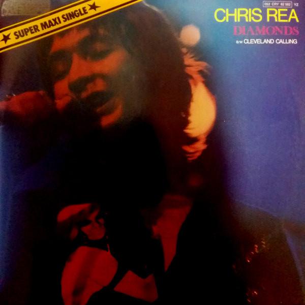 Bild Chris Rea - Diamonds / Cleveland Calling (12) Schallplatten Ankauf