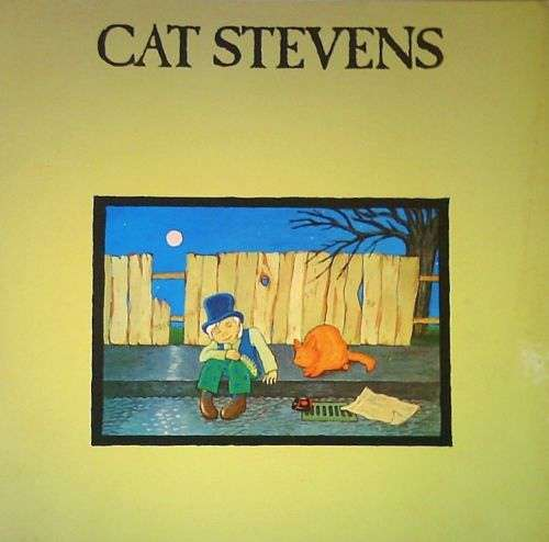 Bild Cat Stevens - Teaser And The Firecat (LP, Album, Gat) Schallplatten Ankauf