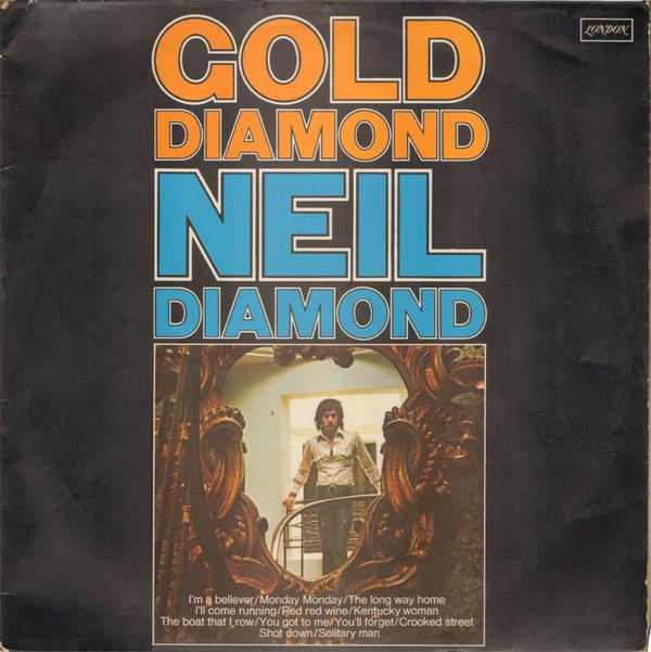 Bild Neil Diamond - Gold Diamond (LP, Comp) Schallplatten Ankauf
