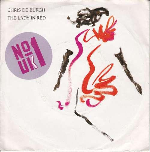 Bild Chris De Burgh - The Lady In Red (7, Single, RE) Schallplatten Ankauf