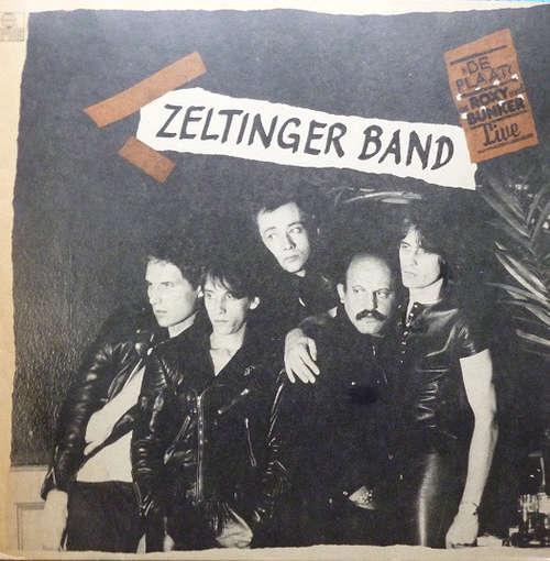 Cover Zeltinger Band - De Plaat (Im Roxy Und Bunker Live) (LP, Album) Schallplatten Ankauf