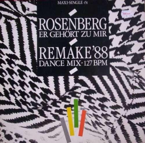 Bild Rosenberg* - Er Gehört Zu Mir - Remake '88 (12, Maxi) Schallplatten Ankauf