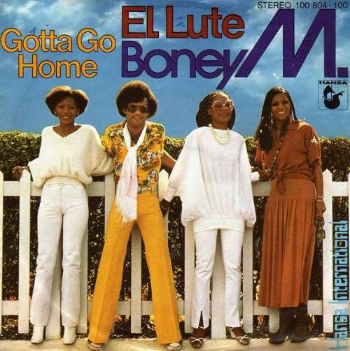 Bild Boney M. - El Lute / Gotta Go Home (7, Single) Schallplatten Ankauf