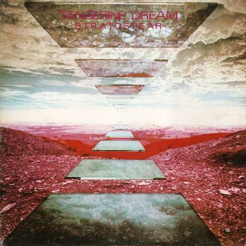 Cover Tangerine Dream - Stratosfear (LP, Album, Club) Schallplatten Ankauf