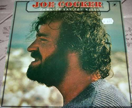Cover zu Joe Cocker - Jamaica Say You Will (LP, Album) Schallplatten Ankauf