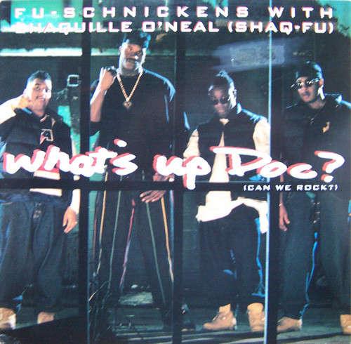 Cover Fu-Schnickens - What's Up Doc? (Can We Rock?) (12) Schallplatten Ankauf