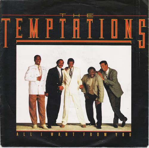 Bild The Temptations - All I Want From You (7, Single) Schallplatten Ankauf